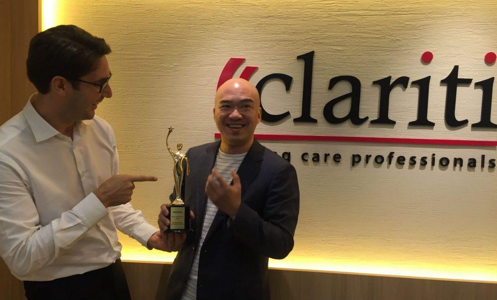 20160728042805_Clariti Sivantos Awards Hearing Aids